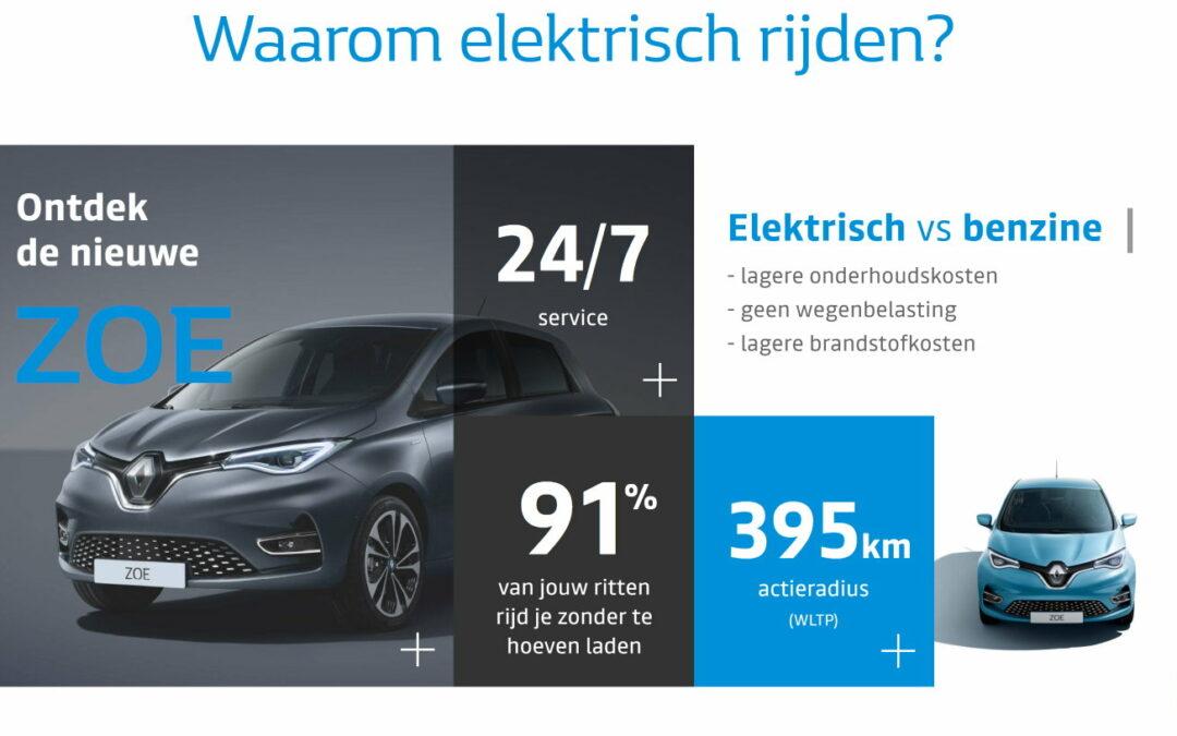 Elektrisch en brandstof vergelijken heel vervelend
