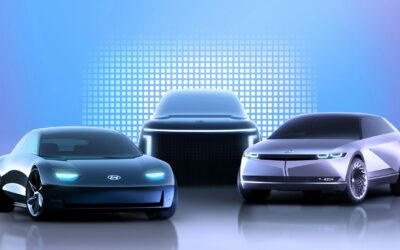 Elektrische Hyundai heet straks IONIQ